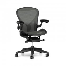Herman Miller AERON Remastered -Fixed Posturefit Support
