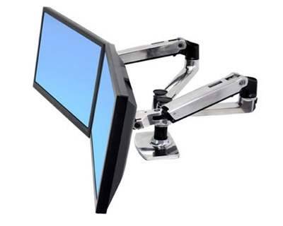 Monitorarm Ergotron LX Dual Side-by-Side Arm
